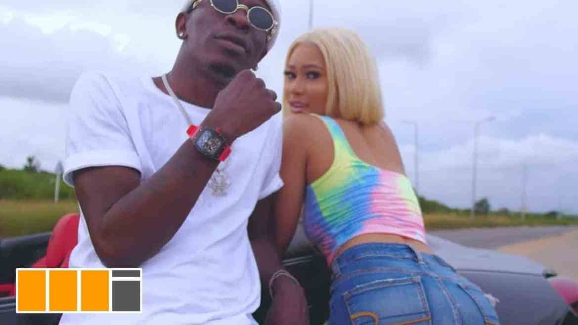 Shatta Wale Ft. Miss white - Time No Dey (Video + Audio) Mp3 Mp4 Download
