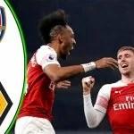 VIDEO: Arsenal Vs Wolves 1-1 Epl 2019 Goals & Extended Highlights
