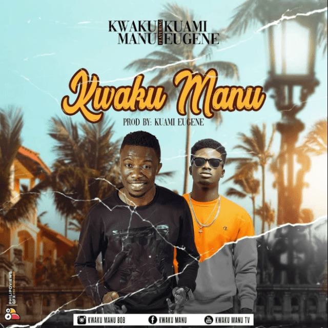 Kwaku Manu - Kwaku Manu Ft. Kuami Eugene Mp3 Audio Download