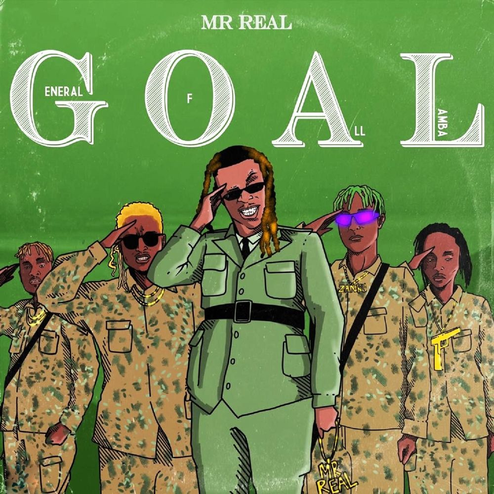 Mr Real - General Of All Lamba EP (FULL ALBUM) Mp3 Zip Fast Download Free Audio Complete