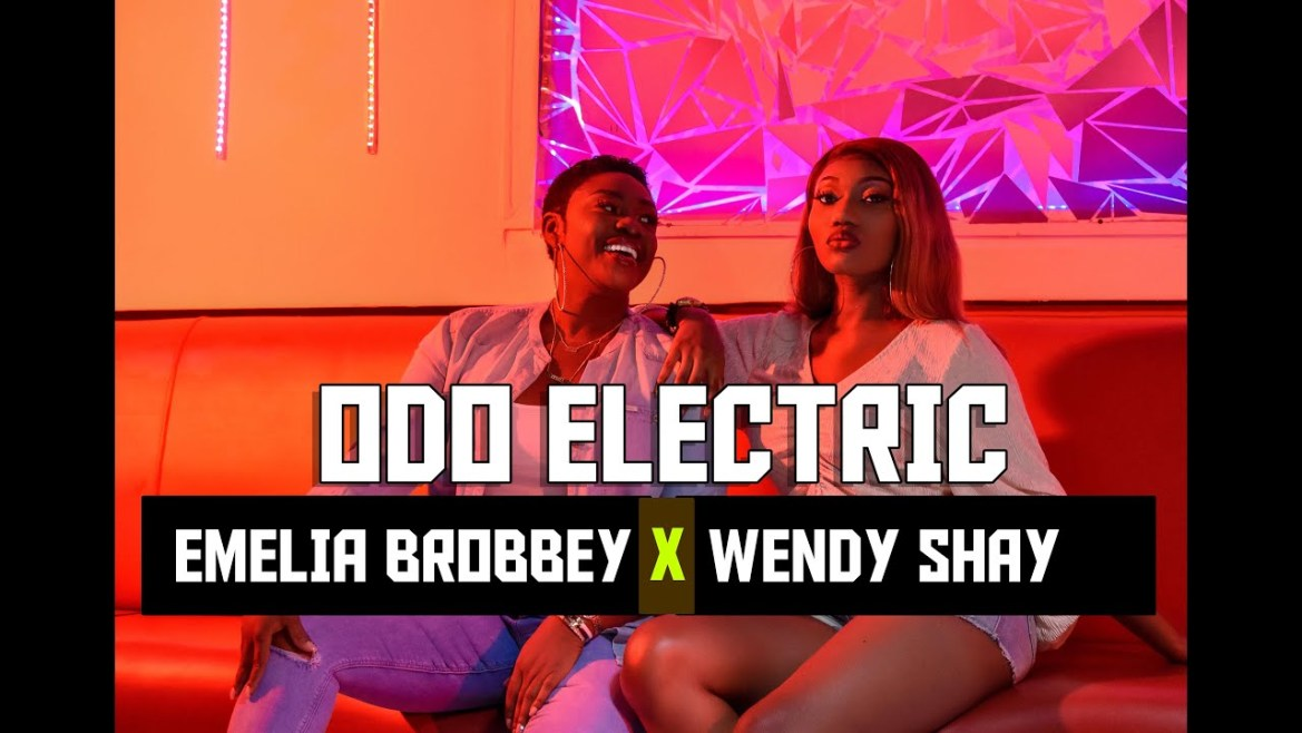 VIDEO: Emelia Brobbey Ft. Wendy Shay - Odo Electric Mp4 Download