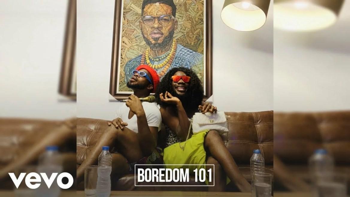 Broda Shaggi - Boredom 101 Mp3 Audio Download