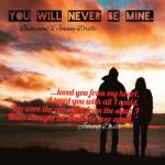 Bukunmi Ft. Johnny Drille – You Will Never Be Mine