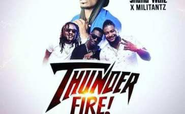 Shatta Wale - Thunder Fire Ft. SM Militants (Audio + Video) Mp3 Mp4 Download