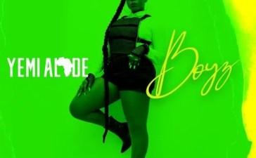 Yemi Alade - Boyz Mp3 Audio Download