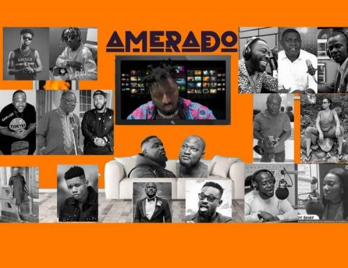 DOWNLOAD MP3: Amerado – Yeete Nsem (Episode 4)