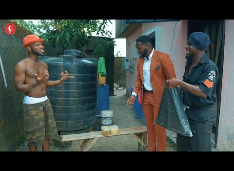 Broda Shaggi And Officer Woos In Trouble With Deyemi Okanlawon (Comedy Video) Mp4 Download