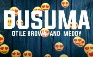 Otile Brown - Dusuma Ft. Meddy Mp3 Audio Download