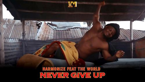 VIDEO: Harmonize - Never Give Up (English Version) Mp4 Download