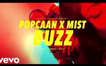VIDEO: Popcaan Ft. Mist - Buzz Mp4 Download
