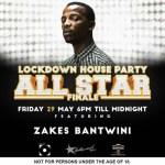 Zakes Bantwini – Lockdown House Party Mix