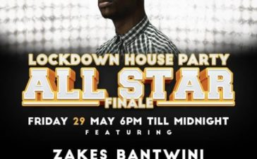 Zakes Bantwini - Lockdown House Party Mix Mp3 Audio Download