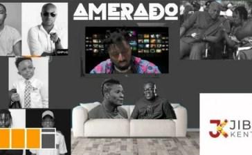 Amerado - Yeete Nsem (Episode 8) Ft. AY Poyoo, Gyan Mp3 Audio Download