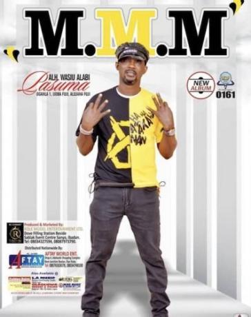 Full New Album: Pasuma - MMM (Money Making Machine) Mp3 Audio Download