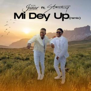 Kofi Jamar - Mi Dey Up (Remix) Ft. Stonebwoy Mp3 Audio Download