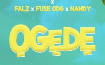 Krizbeatz - Ogede Ft. Falz, Fuse ODG, Nandy Mp3 Audio Download