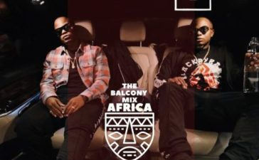Major League - Amapiano Live Balcony Mix 22 Mp3 Audio Download