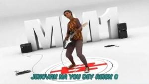 Mercy Chinwo - Na You Dey Reign (Animation Lyrics Video) Mp4 Download