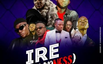 Mixtape: DJ Baddo - IRE (Goodness) Mix Mp3 Audio Download