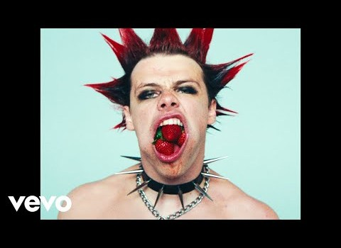 VIDEO: YUNGBLUD - Strawberry Lipstick Mp4 Download
