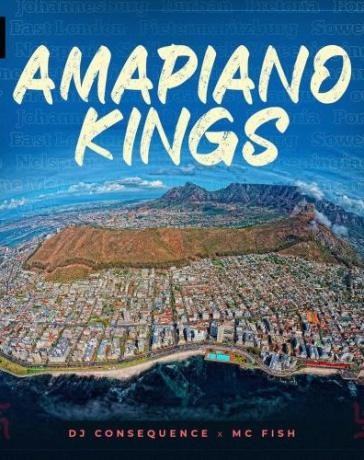 DJ Consequence - Amapiano Kings (Mixtape) Mp3 Audio Download