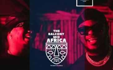 Major League - Amapiano Live Balcony Mix 25 Mp3 Audio Download