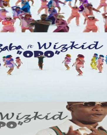 VIDEO: 2Baba Ft. Wizkid - Opo Mp4 Download