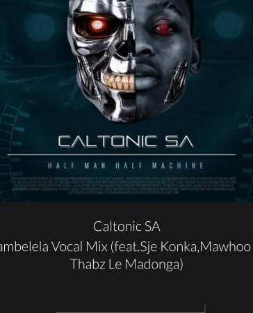 Caltonic SA - Bambelela (Vocal Mix) Ft. Sje Konka, MaWhoo, Thabz Le Madonga Mp3 Audio Download