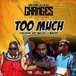 RJ The DJ – Too Much Ft. Sho Madjozi, Marioo