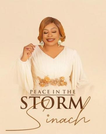 Sinach - Peace In The Storm (MP3 + Video)  Audio Download