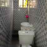 Shocker!!! See photo of a bathroom in Lagos a Woman shared online. Can you rent this type of Apartment?
