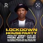 DJ Stokie – Lockdown House Party Mix 2021