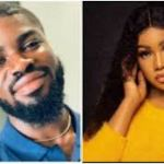 Reality star, Tacha slams BBN fanatics over Dele Bandele death
