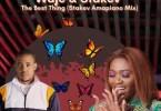 Waje X Stakev - Best Thing Amapiano (Remix)