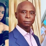 See what Ned Nwoko replies troll who said his daughter will marry his age-mate
