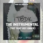 INSTRUMENTAL: M.I Abaga – TBDK (This Beat Dey Knock)