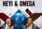 Neyi Zimu & Omega Khunou - Holy Spirit (Friends In Praise)