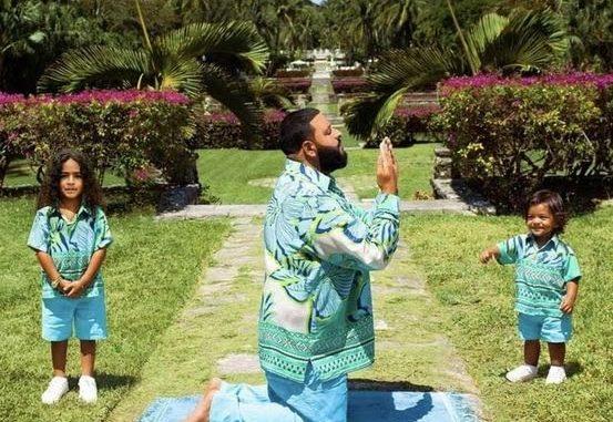 DJ Khaled - Sorry Not Sorry Feat. Nas & Jay-Z