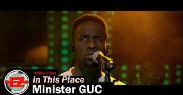 Minister GUC - In This Place