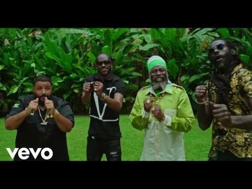 DJ Khaled - Where You Come From Ft. Buju Banton, Capleton, Bounty Killer
