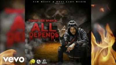 Tommy Lee Sparta - All Depends