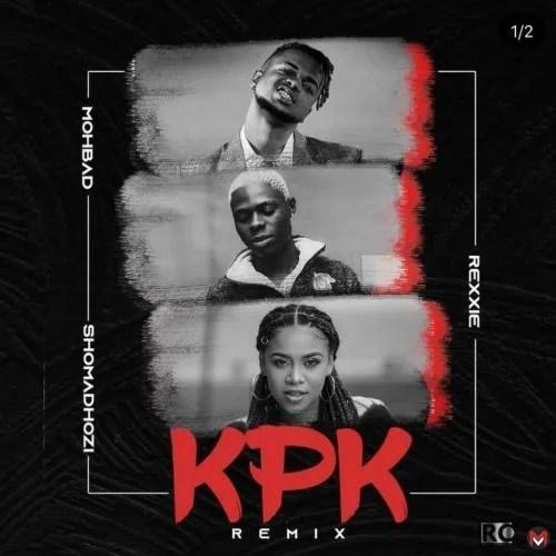 Rexxie Ft. MohBad, Sho Madjozi - KPK (Ko Por Ke) Remix