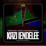 VIDEO: Harmonize – Kazi Lendelee Ft. H Baba, Awilo Longomba