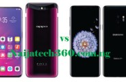 Oppo Find X vs Samsung Galaxy S9 Plus 19