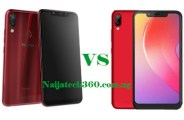 Tecno Camon 11 vs Infinix Hot 6X 12