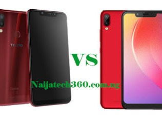 Tecno Camon 11 vs Infinix Hot 6X 31