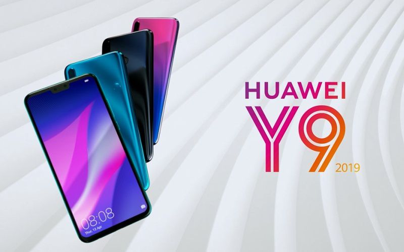 Huawei Y9 2019 hands-on review