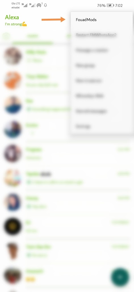 how to unread deleted messages on whatsapp