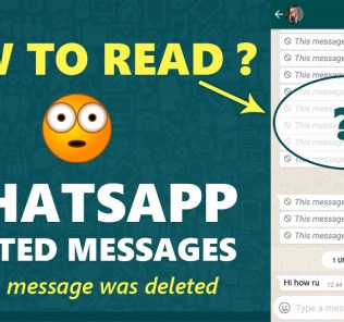 How To Read Deleted Whatsapp Messages and images 31
