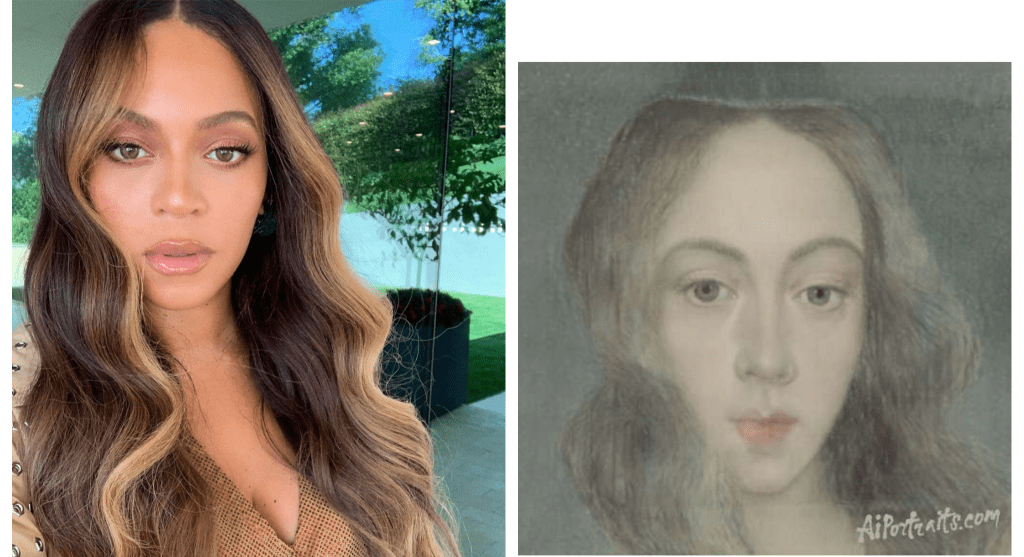 AI portrait: This website will turn any picture into 15th century portrait 39
